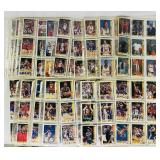 Lot of Basket Cards in Binder sleeves, 2 per