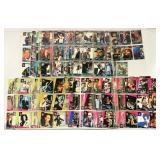 Lot of Music Cards, YO MTV sets, rap, Rock, KISS