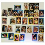 Lot of WWF Wrestling Cards, Lots of good ones
