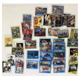 Monster Truck Cards, Rusty Wallace, Dale Jarrett