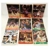 "(7) SEALED NBA 8"" x 10"" Official Photos, Michael"