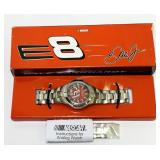 2007 Earnhardt jr #8 NASCAR Watch, ladies? NEW
