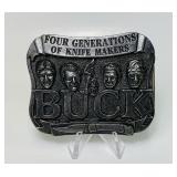 "BUCK Knives Belt Buckle 2.75"" x 2.25"""