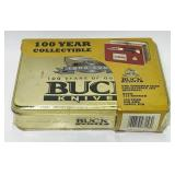 SEALED Buck Knives 100 Year Set, Buck 112 Ranger