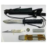 Survival Knife, Adventurer