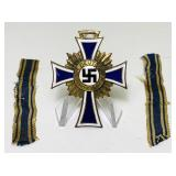 1938 Cross of Honour of the German Mother