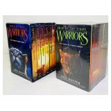 (2) Warriors 6 Biok Sets, SEALED Omen if the