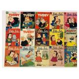 (15) 10 cent  Comic Books, (13) Little Lulu