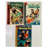 (3) Little Lulu and Tubby  Dell GIANT Comics,