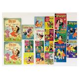 (18) Little Lulu Comics, Books,Golden Comic Digest