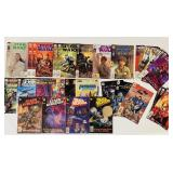 (32) Comic Books, Star Wars, Flash Gordon