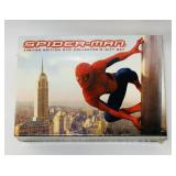 Spider-Man SEALED DVD Collectors Set, 2002