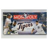 SEALED Detroit Tigers Monopoly, 2006