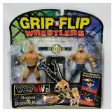 SEALED Grip n Flip Wrestlers, 1999