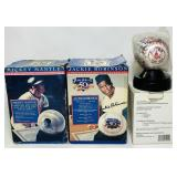 (3) Baseball Collectibles, Mickey Mantle