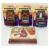 SEALED, (2) Lebron Hummers, Carmelo Anthony