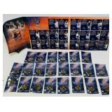 2007 Detroit Tigers Pin Collection, Complete Set