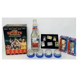 Sports Lot, (4) Mini Football Mugs