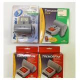 (4) N64 Tremor  Paks in Boxes