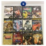 (13) Nintendo Game Cube Games, most have Manuals
