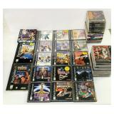 (43) Play Station Games, 11 Underground discs,