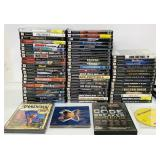 Over 60 PS2 Play Station 2 Games