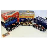 (3) Dale Earnhardt sr NASCAR Action Cars