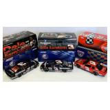 (3) Dale Earnhardt sr NASCAR Card,
