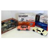 (3) Dale Earnhardt sr NASCAR Cars, 2 are Banks