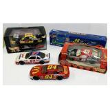 (5) NASCAR Cars