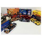 (4) M&M NASCAR Cars