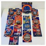 Jeff Gordon NASCAR Car Collection, All SEALED