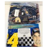 SEALED Jeff Gordon NASCAR Throw and Beach Towel