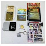 Earnhardt sr NASCAR Lot, Zippo Lighter, Gold
