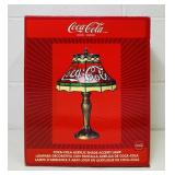 NEW Coca Cola Acrylic Shade and Accent Lamp,