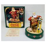Ertl Coca Cola Mechanical Bank