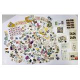 Big lot of various stamps
