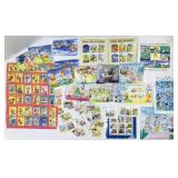 Big lot of Various Disney Stamps
