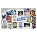 Lot of various new stamps