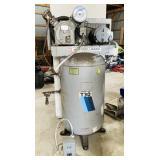 Ingersoll-Rand Upright Air Compressor WORKS