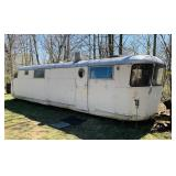Spartan Royal Mansion 1949, 33 ft  Vtg. Camper