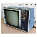 Vintage Zenith Sidekick Denim TV, rare and cool