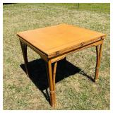 Vintage Haywood Wakefield Table
