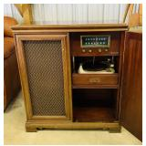Old Capehart Radio and Record Player