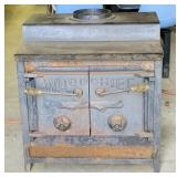 Woodchief Woodstove by Suburban