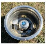 McCoy Miller Dually Hub Cap, see pic of tag