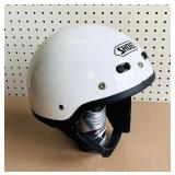 Shoei XXL Half Helmet, clean inside and nice
