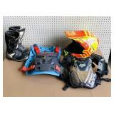 Motorcycle / Dirtbike Racing Gear