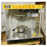 Star Manufacturing Popcorn Machine, needs work,