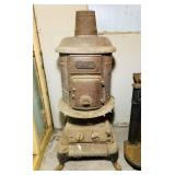 Potbelly Stove by Tobasco Hardwick Stove Co,